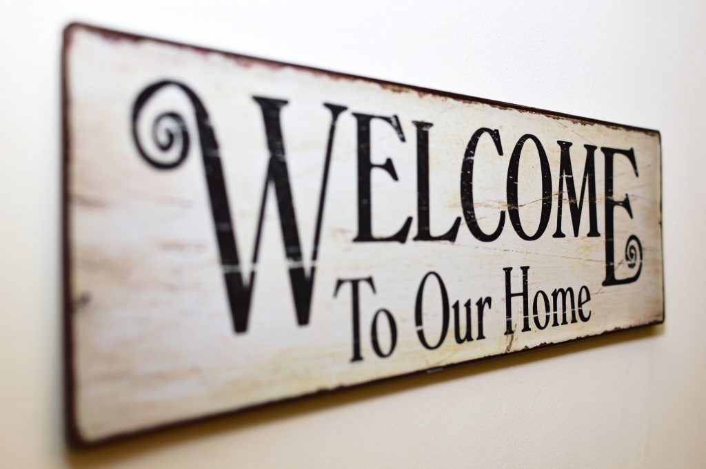 new home banner