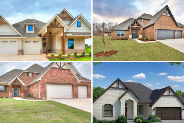 Four move-in ready homes